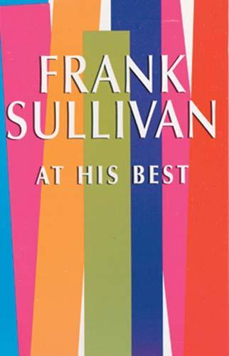 Frank Sullivan at His Best als eBook epub