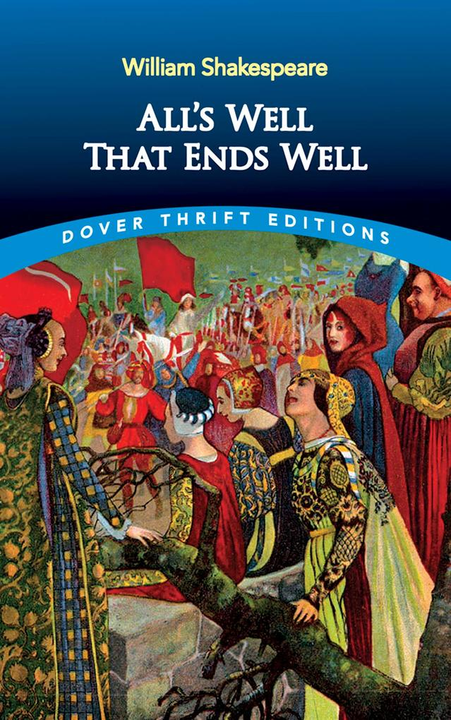 All's Well That Ends Well als eBook epub