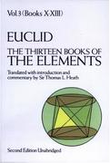 The Thirteen Books of the Elements, Vol. 3