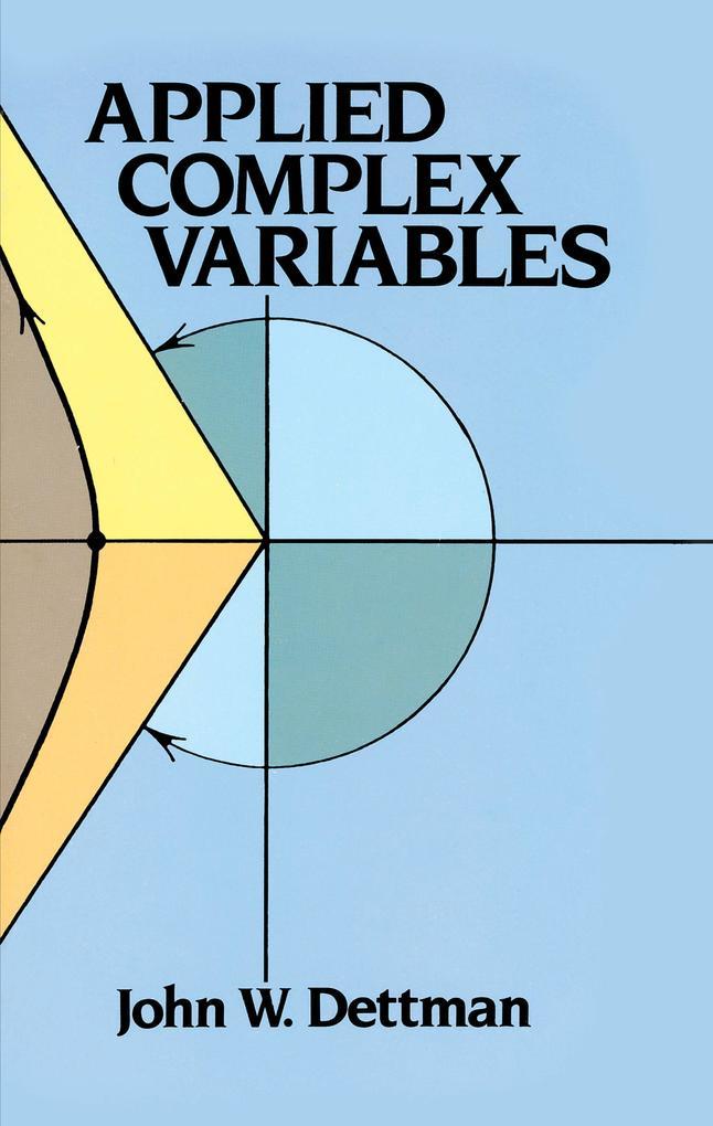 Applied Complex Variables als eBook epub