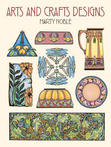 Arts and Crafts Designs als eBook epub
