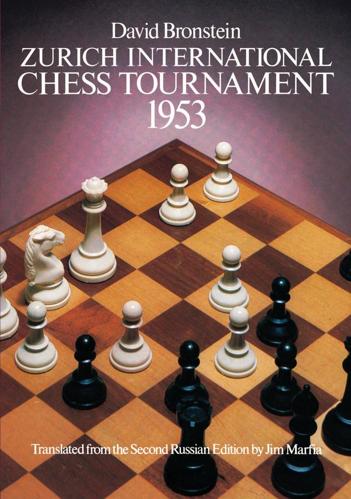 Zurich International Chess Tournament, 1953 als eBook epub