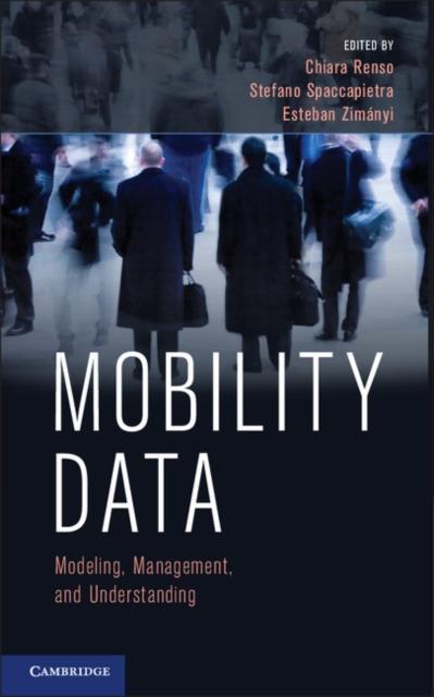 Mobility Data als eBook pdf