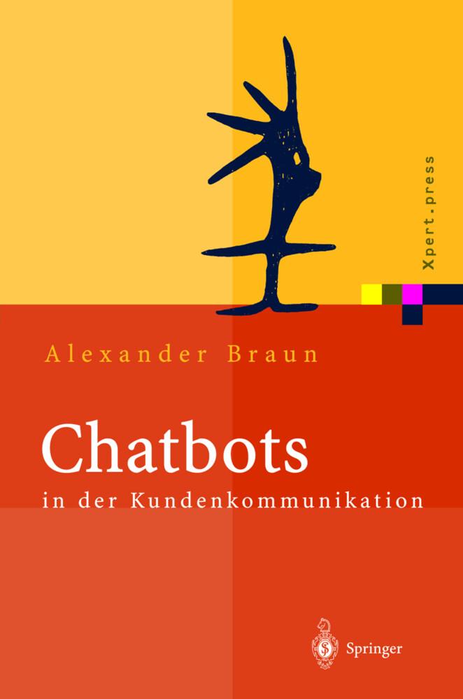 Chatbots in der Kundenkommunikation als Buch (gebunden)