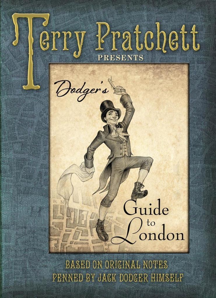 Dodger's Guide to London als eBook epub