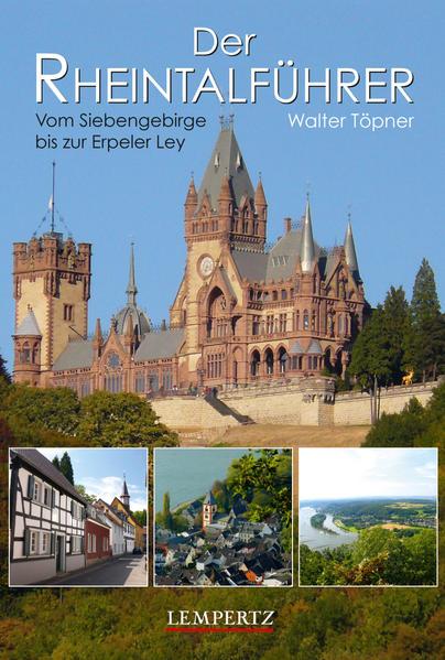 Der Rheintalführer als Buch (gebunden)