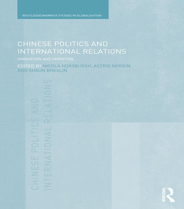 Chinese Politics and International Relations als eBook pdf
