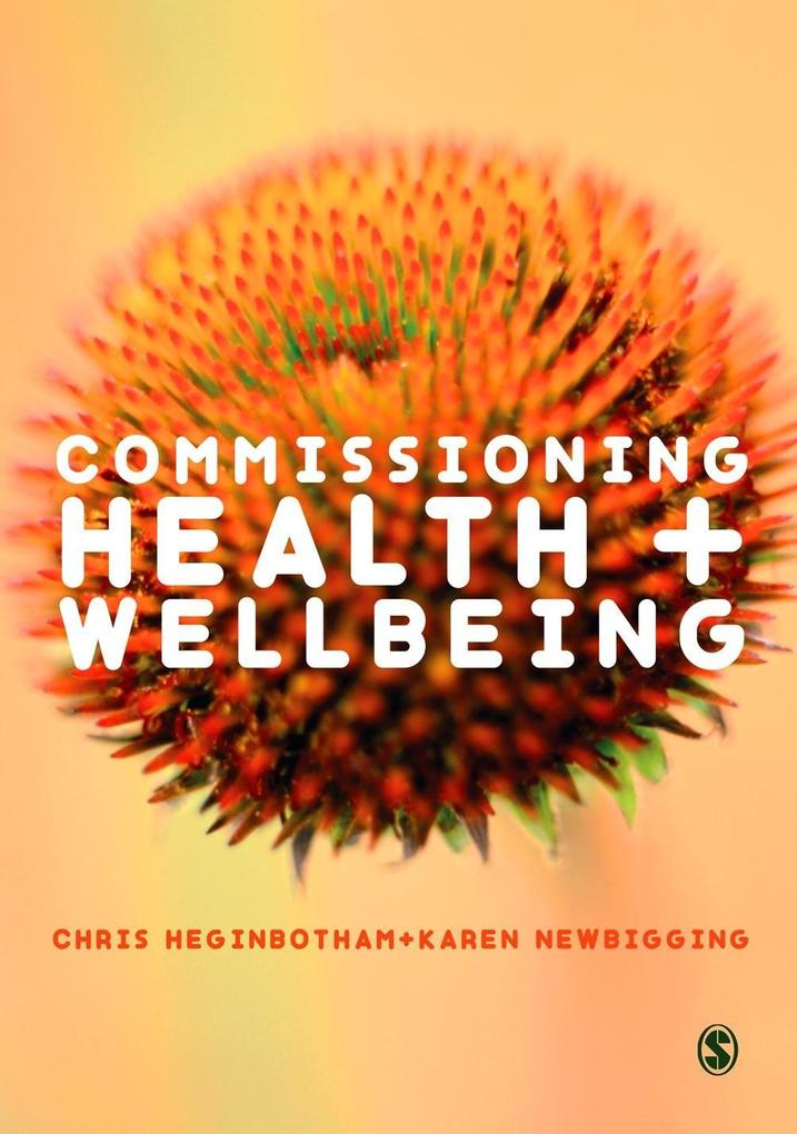 Commissioning Health and Wellbeing als eBook pdf