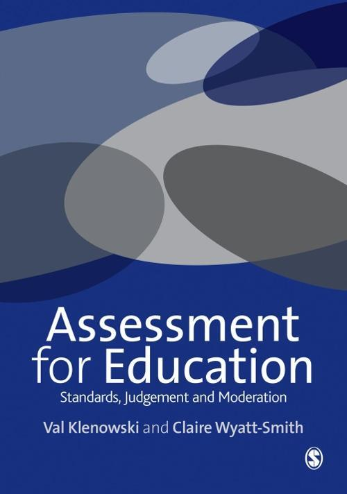 Assessment for Education als eBook pdf