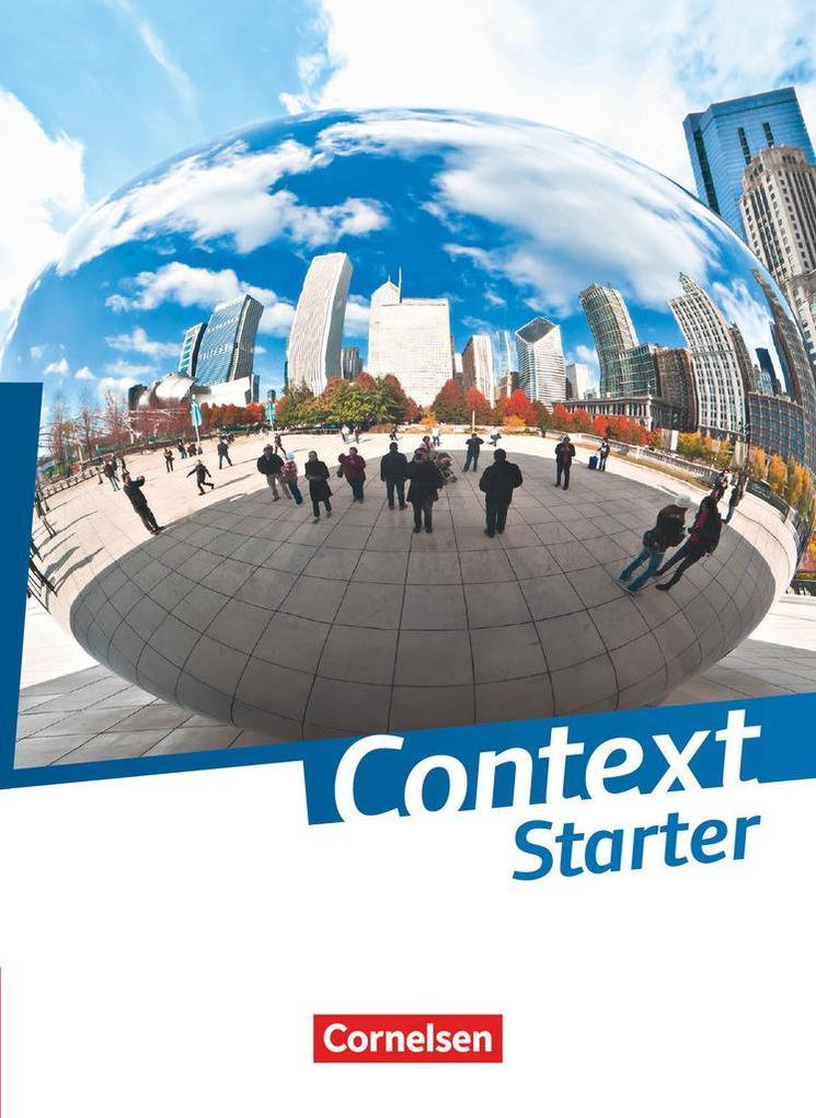 Context Starter. Schülerbuch (kartoniert) als Buch (kartoniert)