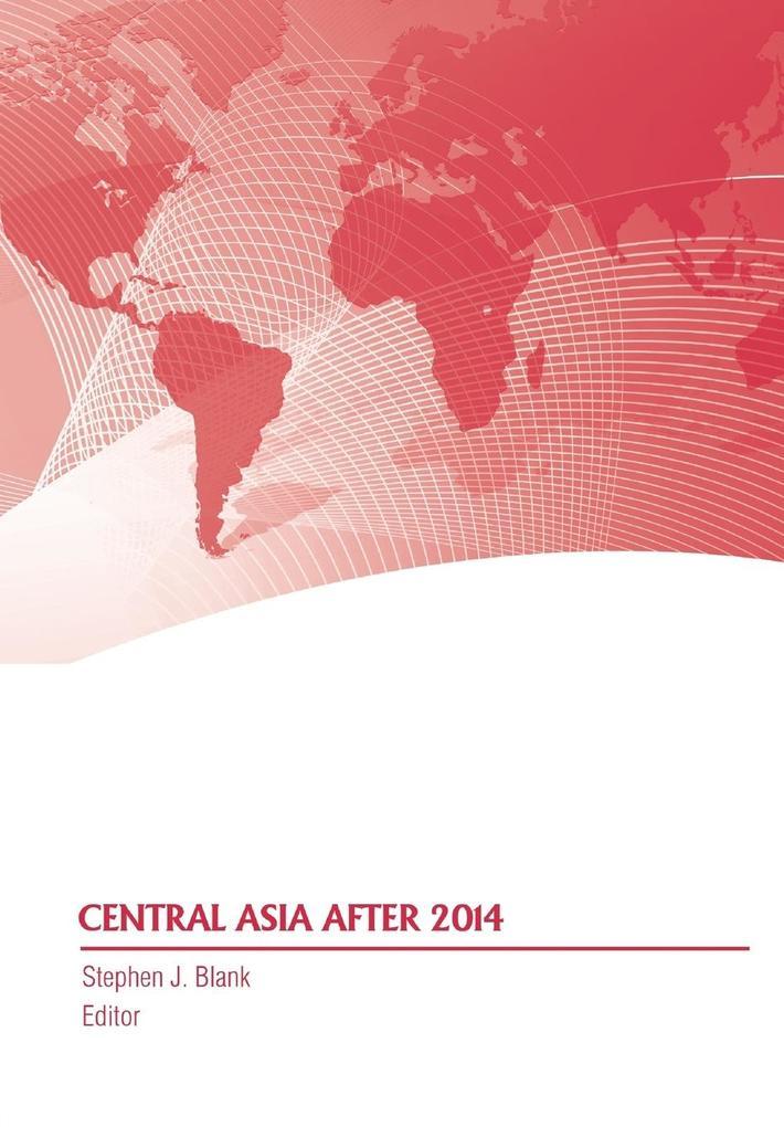 Central Asia After 2014 als Taschenbuch