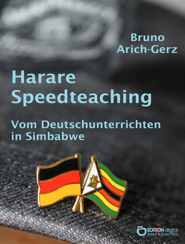 Harare Speedteaching als eBook epub