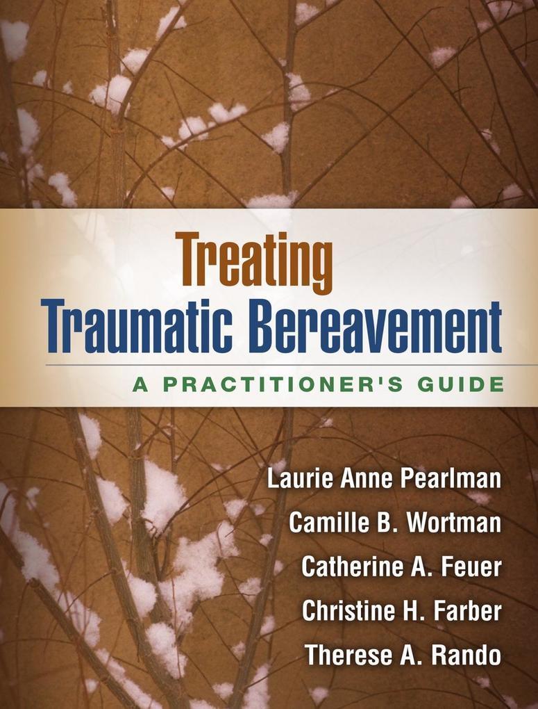 Treating Traumatic Bereavement als eBook epub