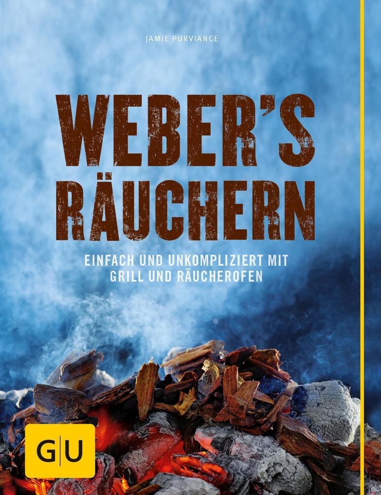 Weber's Räuchern als eBook epub
