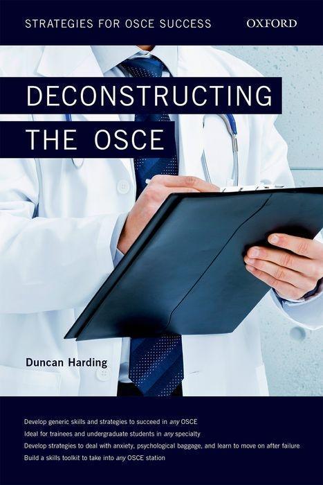 Deconstructing the OSCE als Taschenbuch