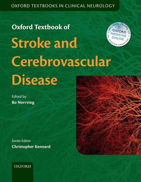 Oxford Textbook of Stroke and Cerebrovascular Disease with Access Code als Buch (gebunden)