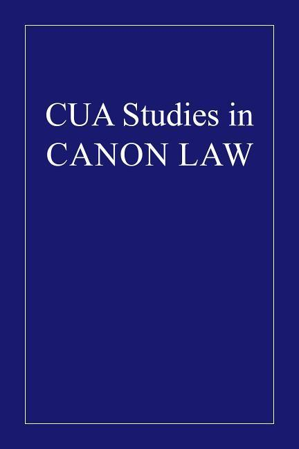 The Subject of Ecclesiastical Law According to Canon 12 als Buch (gebunden)