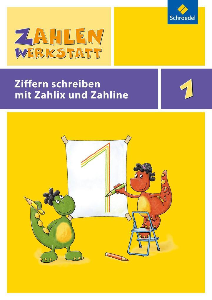 Zahlenwerkstatt 1 - Poster und mehr als Buch (geheftet)