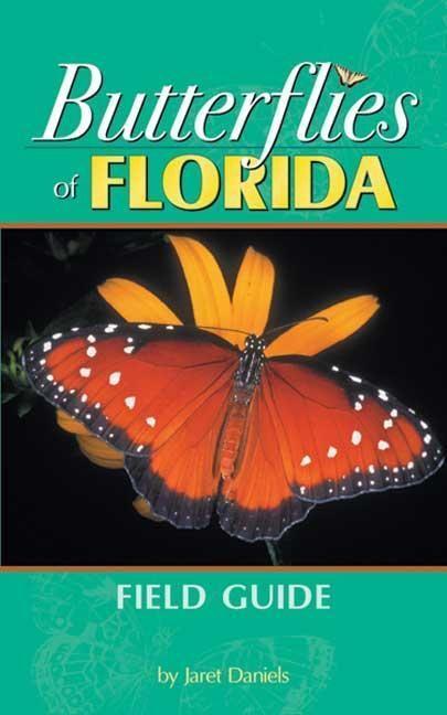 Butterflies of Florida Field Guide als Taschenbuch