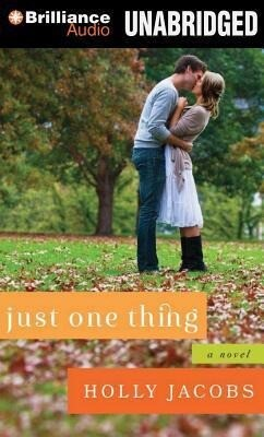 Just One Thing als Hörbuch CD