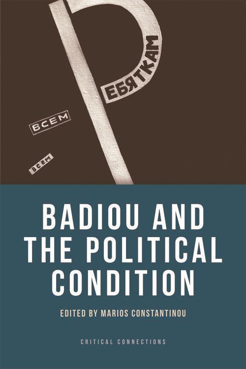 Badiou and the Political Condition als Buch (gebunden)