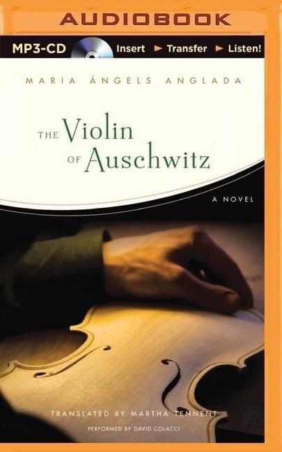 The Violin of Auschwitz als Hörbuch CD