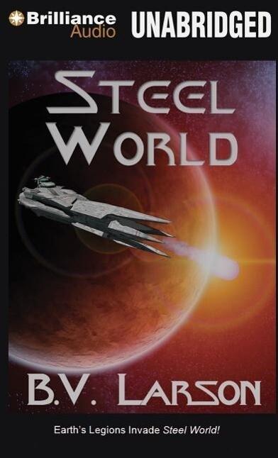 Steel World als Hörbuch CD