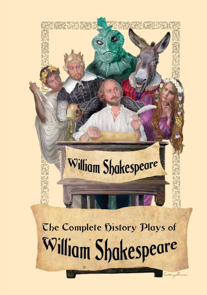 The Complete History Plays of William Shakespeare als Taschenbuch