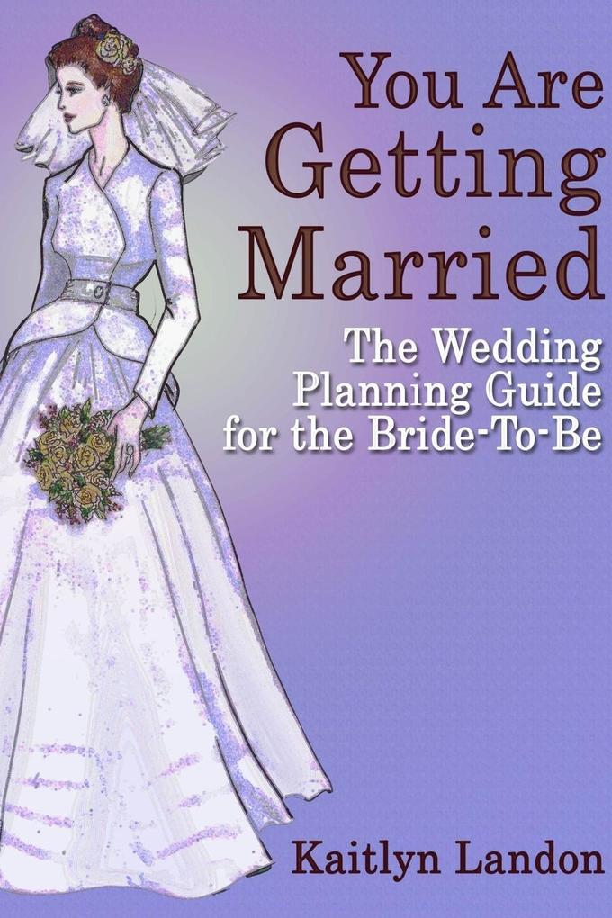 You Are Getting Married als Taschenbuch