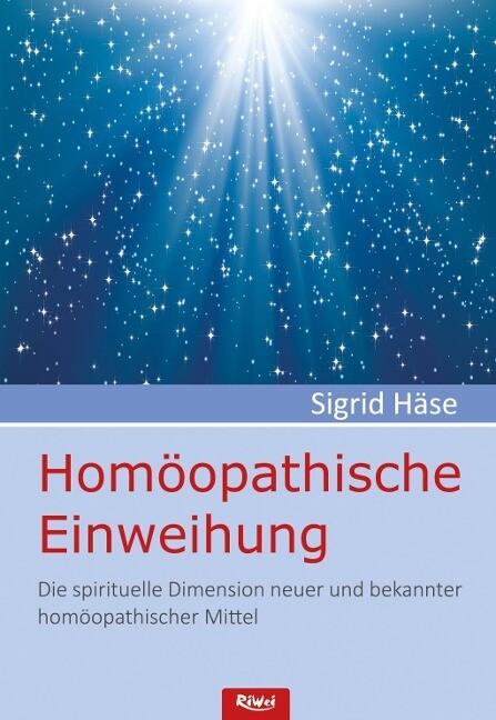 Homöopathische Einweihung als Buch (kartoniert)