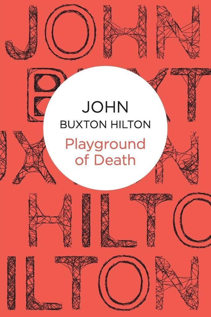 Playground of Death als Taschenbuch