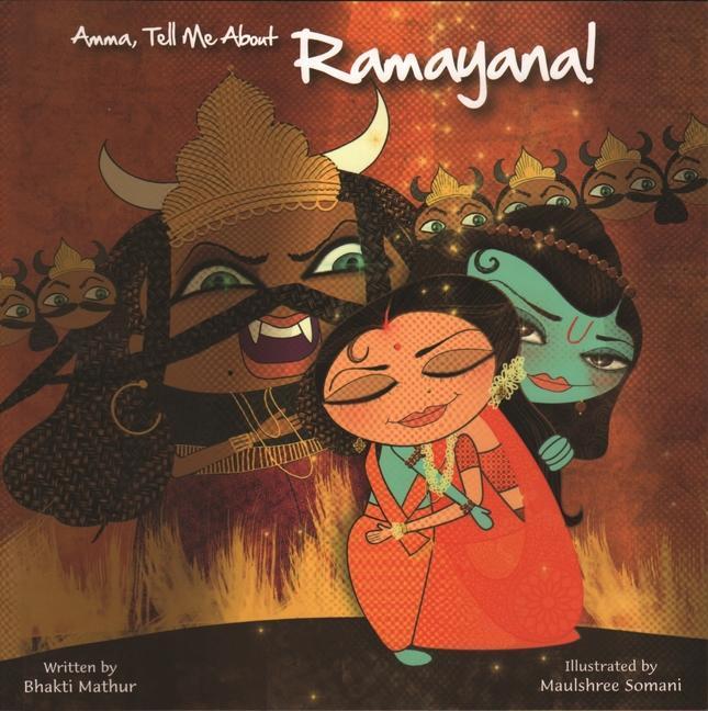 Amma, Tell Me about Ramayana! als Taschenbuch