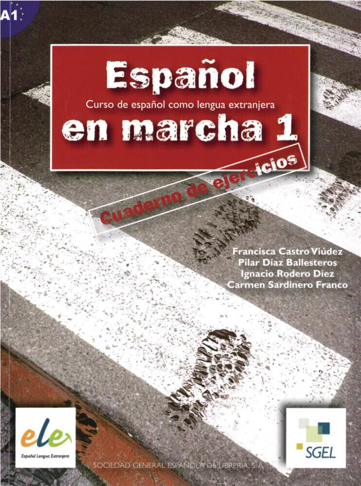 Español en marcha 01. Arbeitsbuch als Buch (kartoniert)