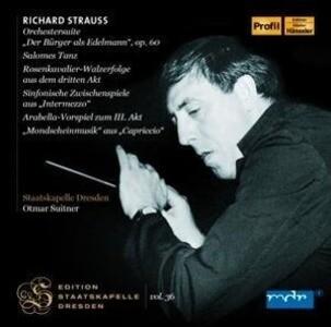 AZ aus Opern und Suiten als CD