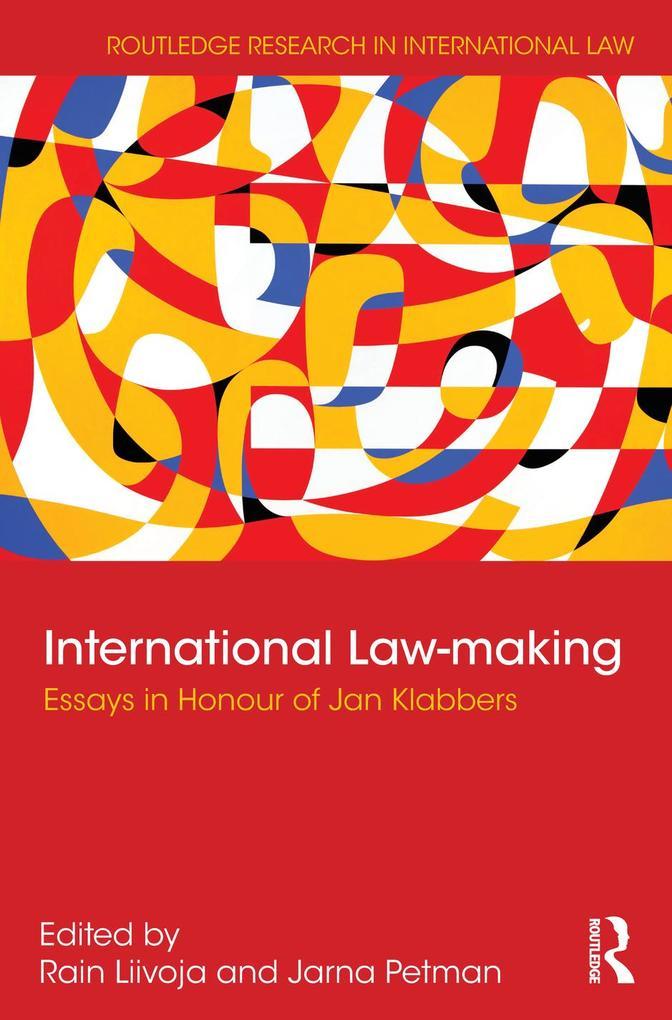 International Law-making als eBook pdf