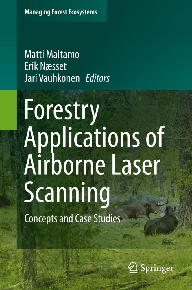 Forestry Applications of Airborne Laser Scanning als Buch (gebunden)