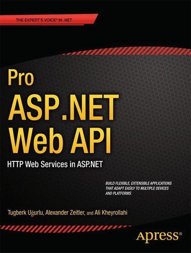 Pro ASP.NET Web API als eBook pdf