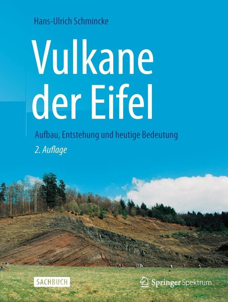 Vulkane der Eifel als eBook pdf