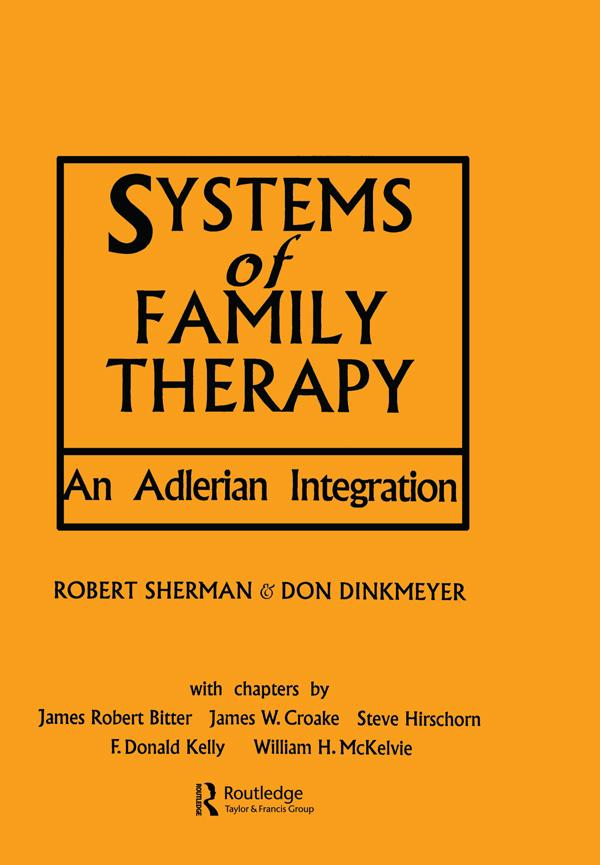 Systems of Family Therapy als eBook epub