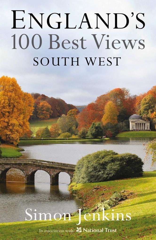 South West England's Best Views als eBook epub