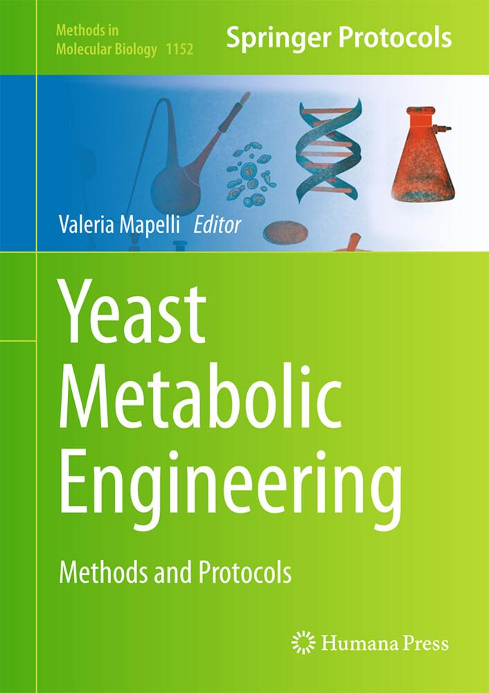 Yeast Metabolic Engineering als Buch (gebunden)