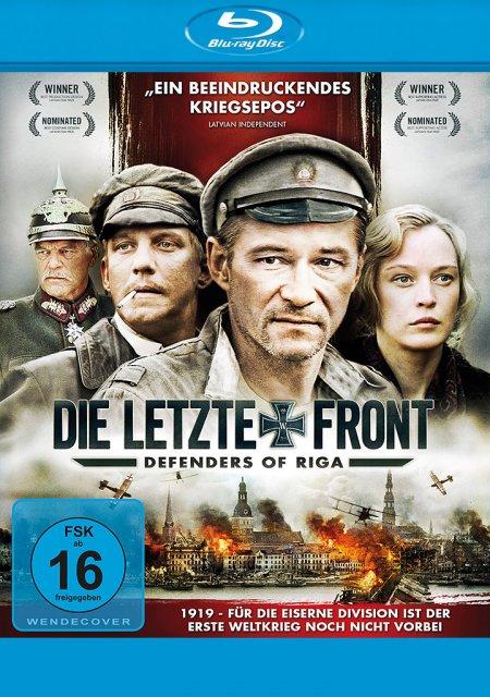 Die letzte Front - Defenders of Riga als Blu-ray