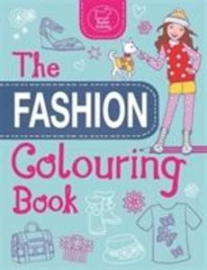 The Fashion Colouring Book als Taschenbuch