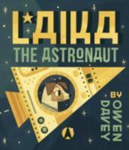 Laika the Astronaut als Taschenbuch