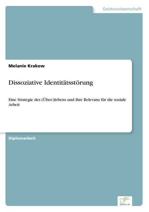 Dissoziative Identitätsstörung als Buch (kartoniert)