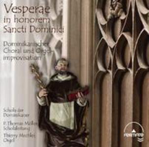 Vesperae In Honorem Sancti Domini als CD