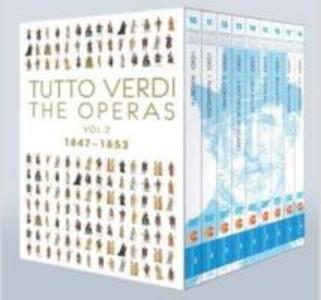 Tutto Verdi Operas Vol.2 als Blu-ray