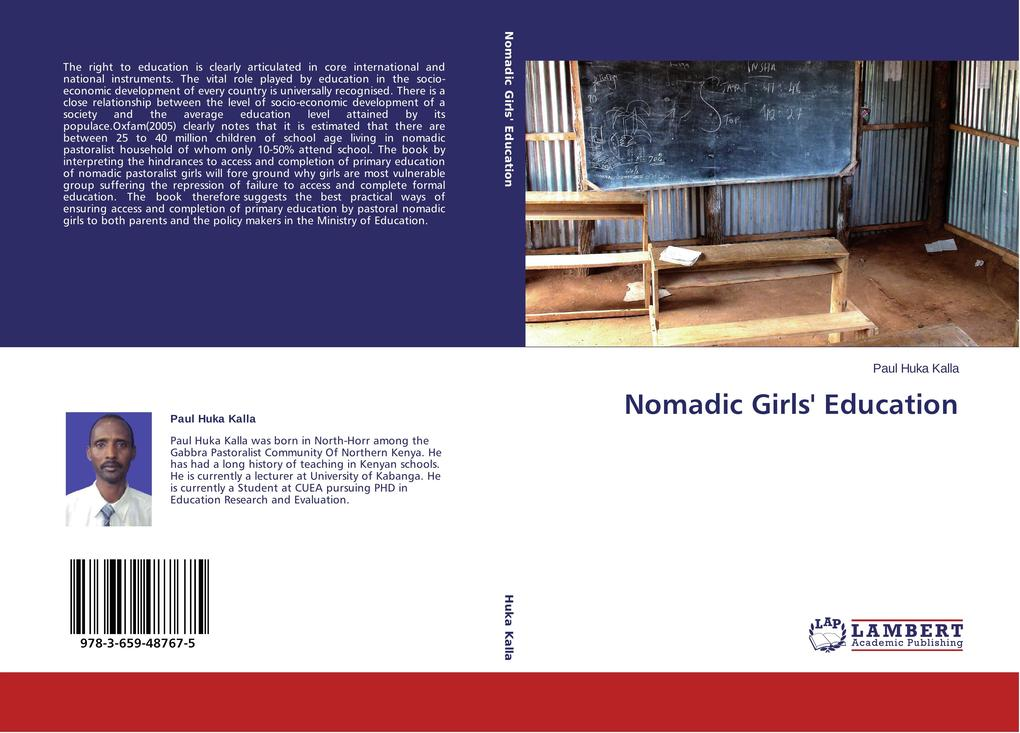 Nomadic Girls' Education als Buch (kartoniert)