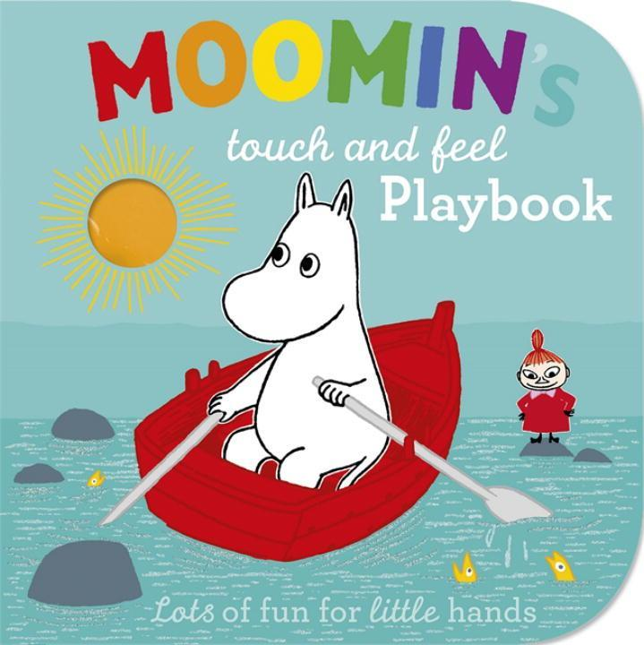 Moomin's Touch and Feel Playbook als Buch (kartoniert)