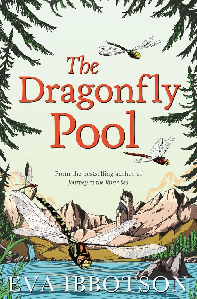 The Dragonfly Pool als Taschenbuch